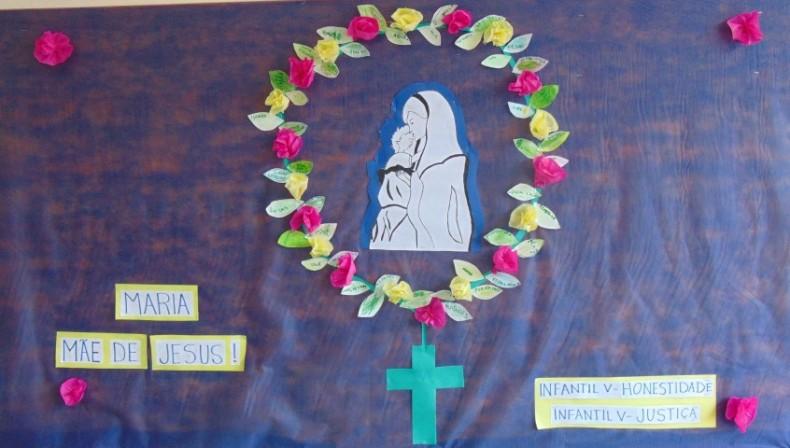 Maria, mãe de Jesus e Nossa (8) (Small)